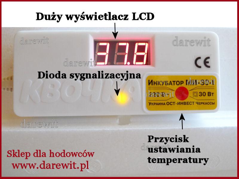 sterownik inkubatora jaj Kwoczki - sklep darewit