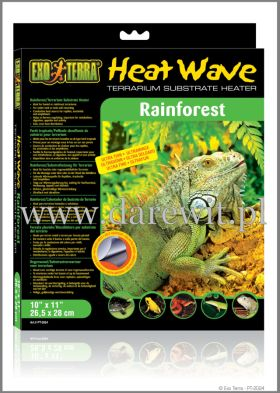 Heat Wave Rainforest Exo Terra - terrarium wilgotne