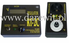 termoregulator, regulator temperatury, termostat - darewit.pl