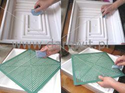 mycie inkubatora przed wylęganiem