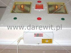przed inkubacją nagrzej wylęgarkę / inkubator